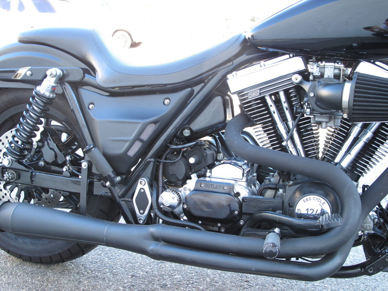 Outlaw Cycle Products Custom Harley Davidson Parts
